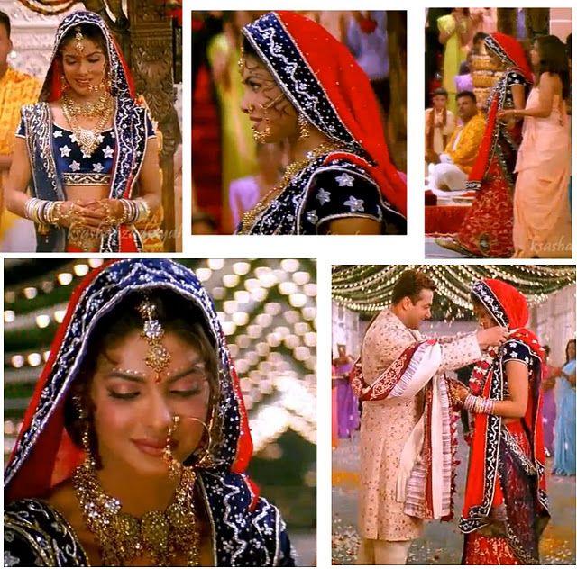 Priyanka Chopra In Mujhse Shaadi Karoge Bollywood Brides