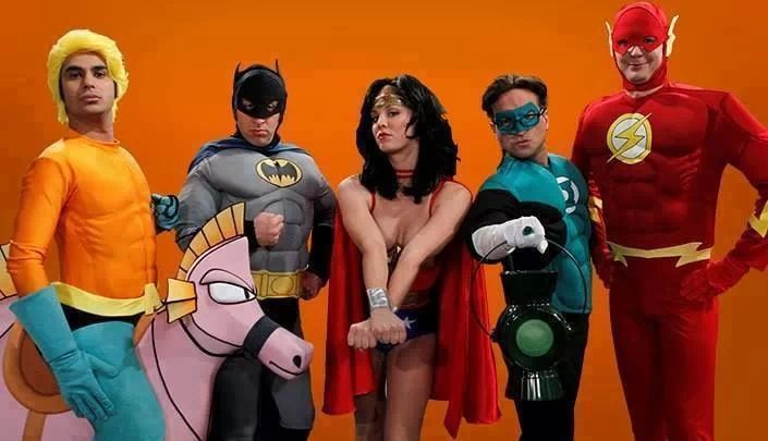 Justice League Of Geeks