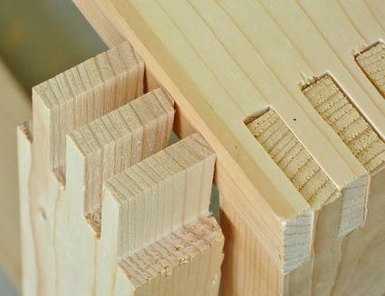 Without wood joinery, a #woodworking project would need to be carved from a single piece of wood. Here are the basic wood joints and when to use each one.