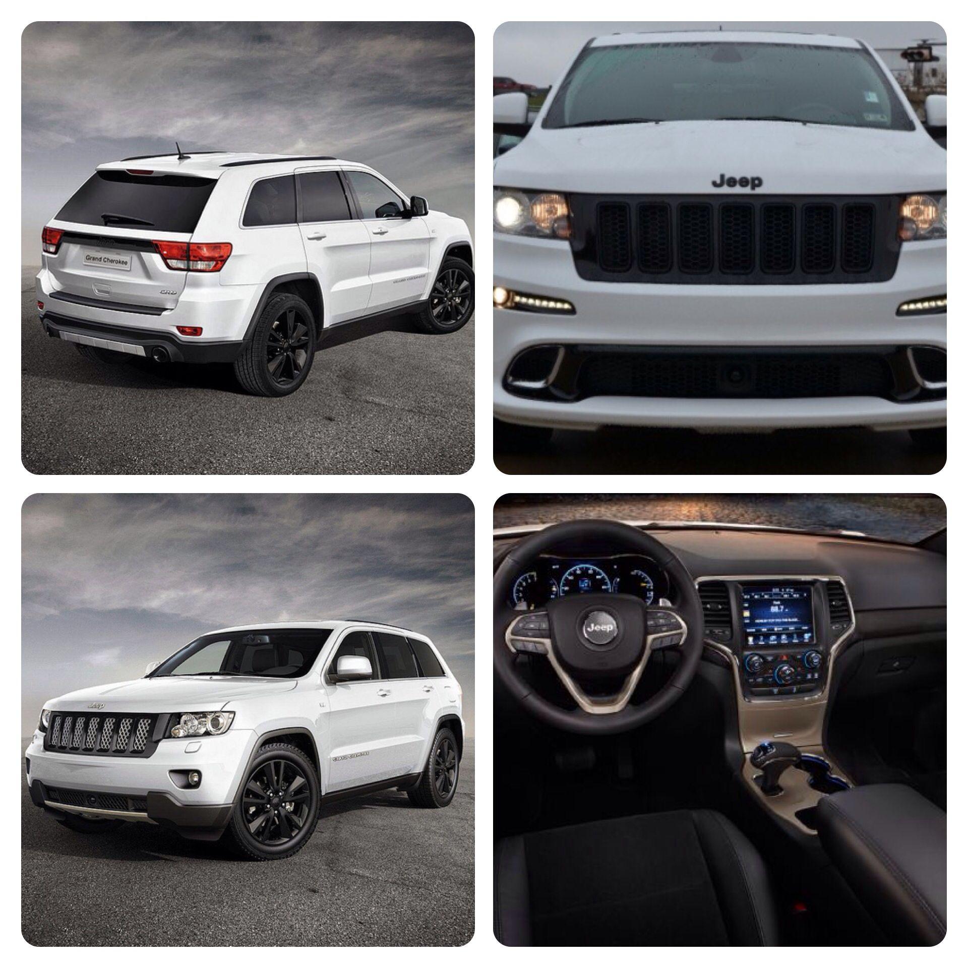 2014 Jeep Grand Cherokee Laredo Altitude Package