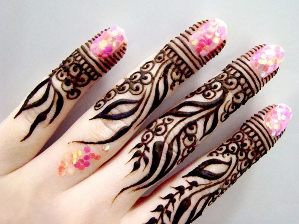 Mehndi Henna Care : Henna finger design рисунки хной pinterest hennas and
