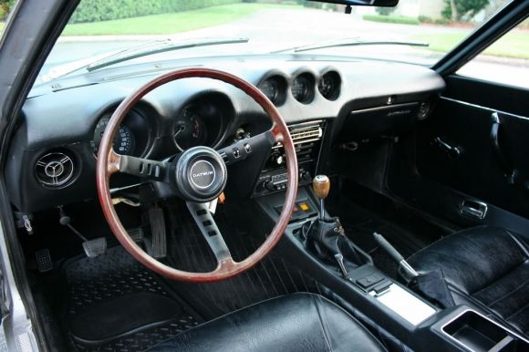 1973 datsun 240z for sale interior japanese classics pinterest datsun 240z nissan and cars. Black Bedroom Furniture Sets. Home Design Ideas