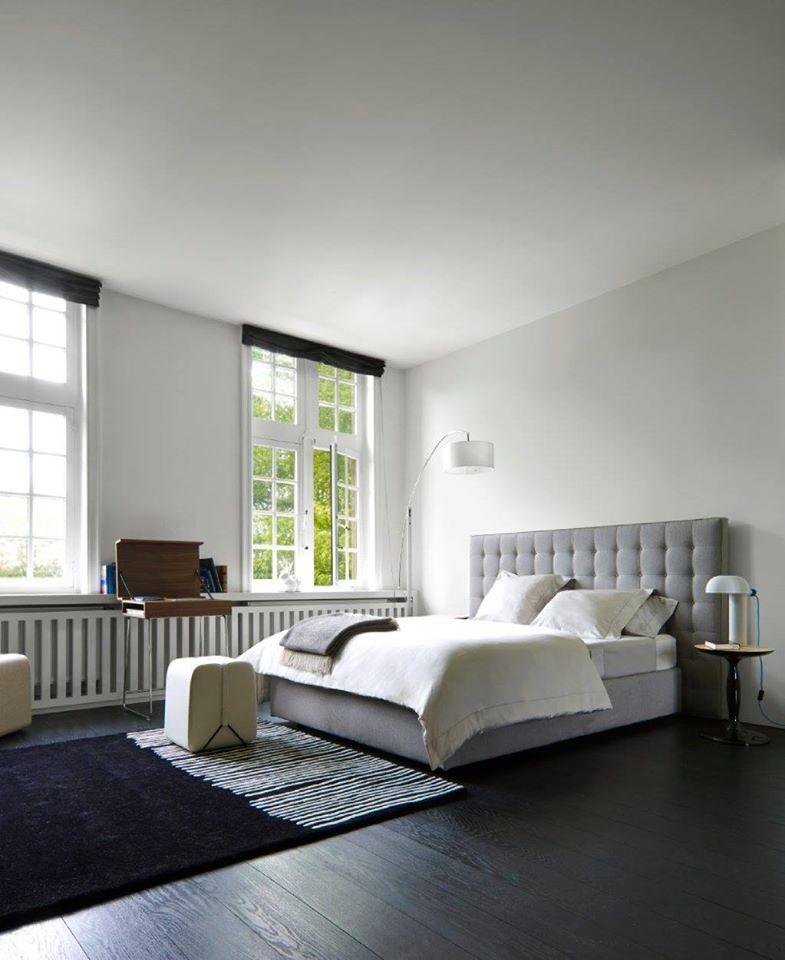 Inspirada en hoteles cinco estrellas, la cama #Nador de Ligne Roset ...