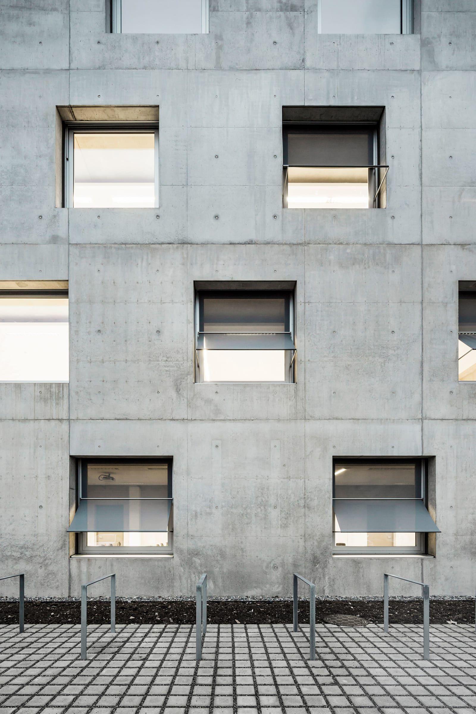 Architekten Konstanz mgf architekten jörg jäger seminar building of applied
