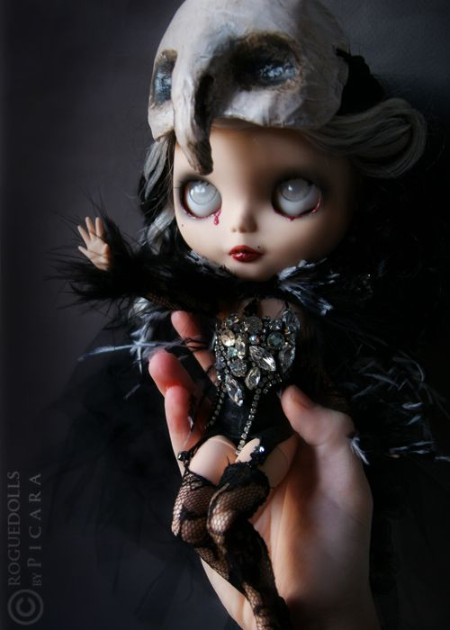 dark doll - Cerca con Google