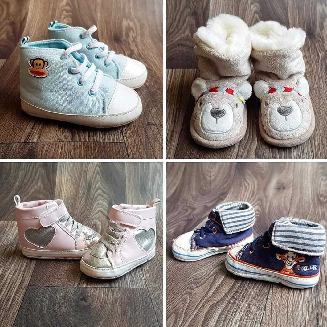 Girls and Boys footwear from Paul Frank