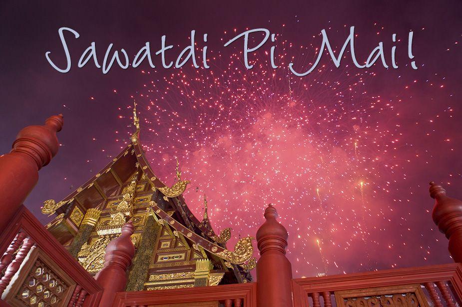 Happy Thai New Year Newyear Happy Happy New Year