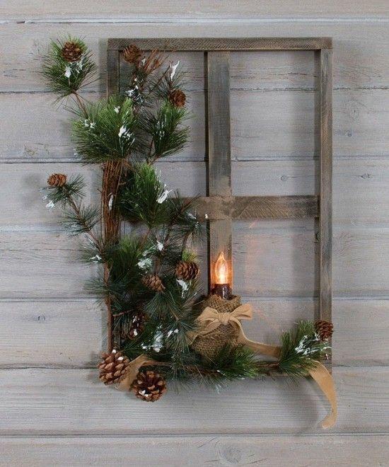 99 Ideen für skandinavische Weihnachtsdeko #rustikaleweihnachten