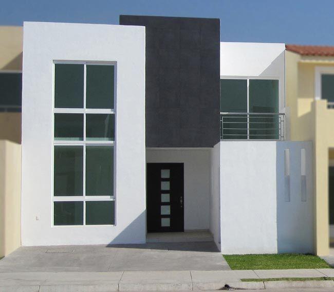 Fachadas casas modernas pesquisa google barandal for Google casas modernas