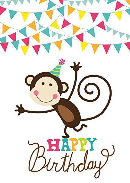 15 Geburtstagskarten Fur Kinder 5 Motive Mit Jeweils 3 Postkarten