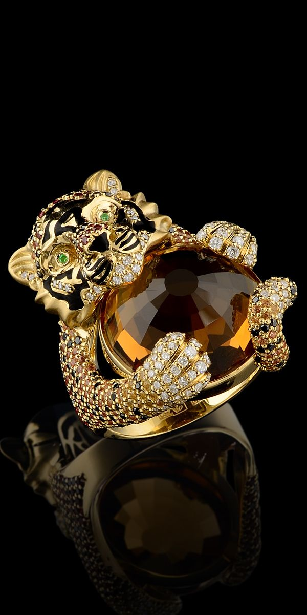 Rosamaria G Frangini | MY Animal Jewellery | Master Exclusive Jewellery - Collection - Animal world