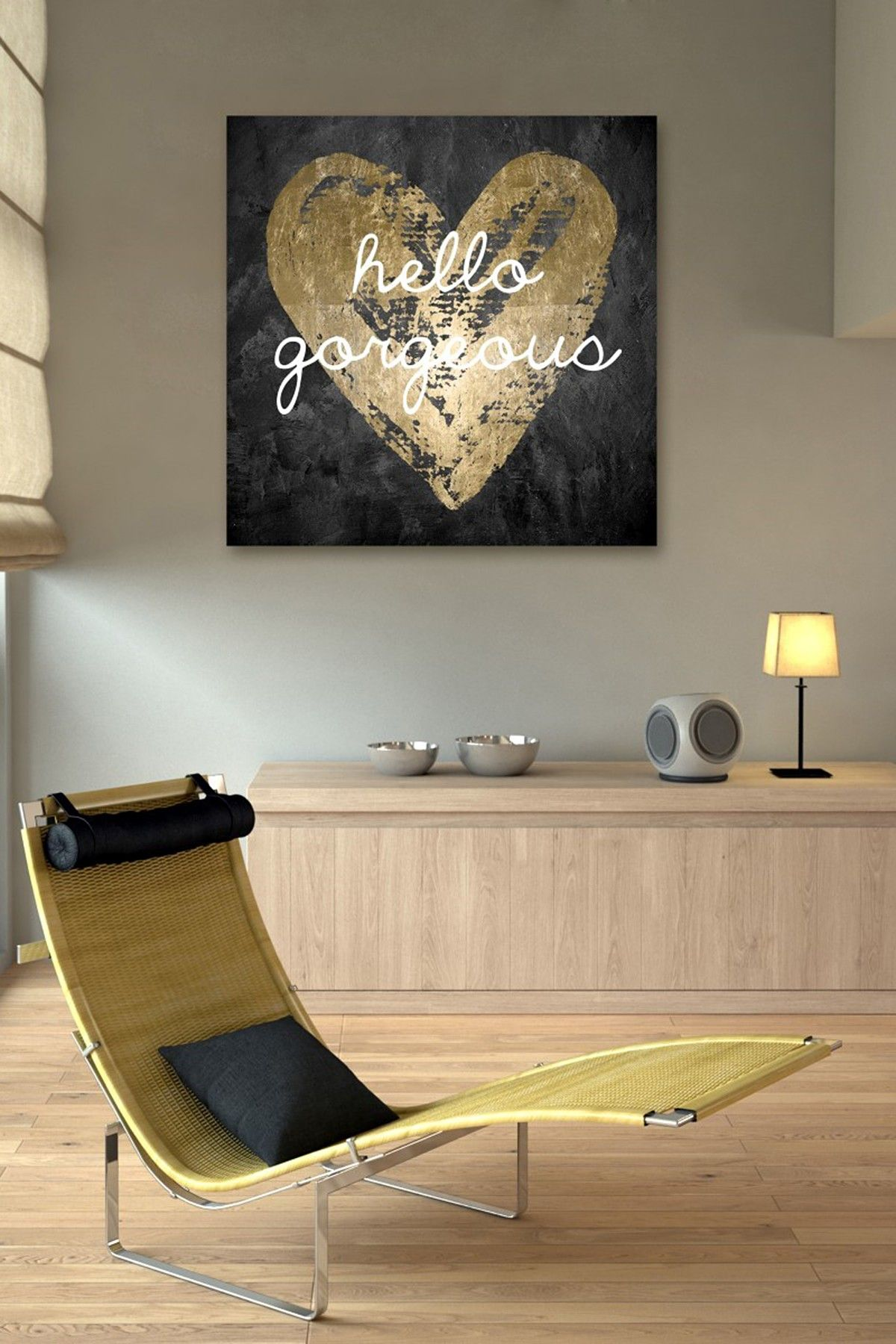 Oliver Gal Gorgeous Salute Canvas Wall Art Hautelook