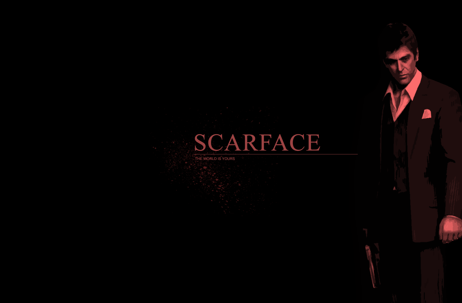 Scarface Wallpapers HD - Wallpaper Cave | Images Wallpapers | Pinterest