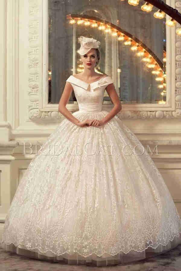 Tatiana Kaplun Florentina Lang 2015 Bodenlang | Wedding Inspiration ...