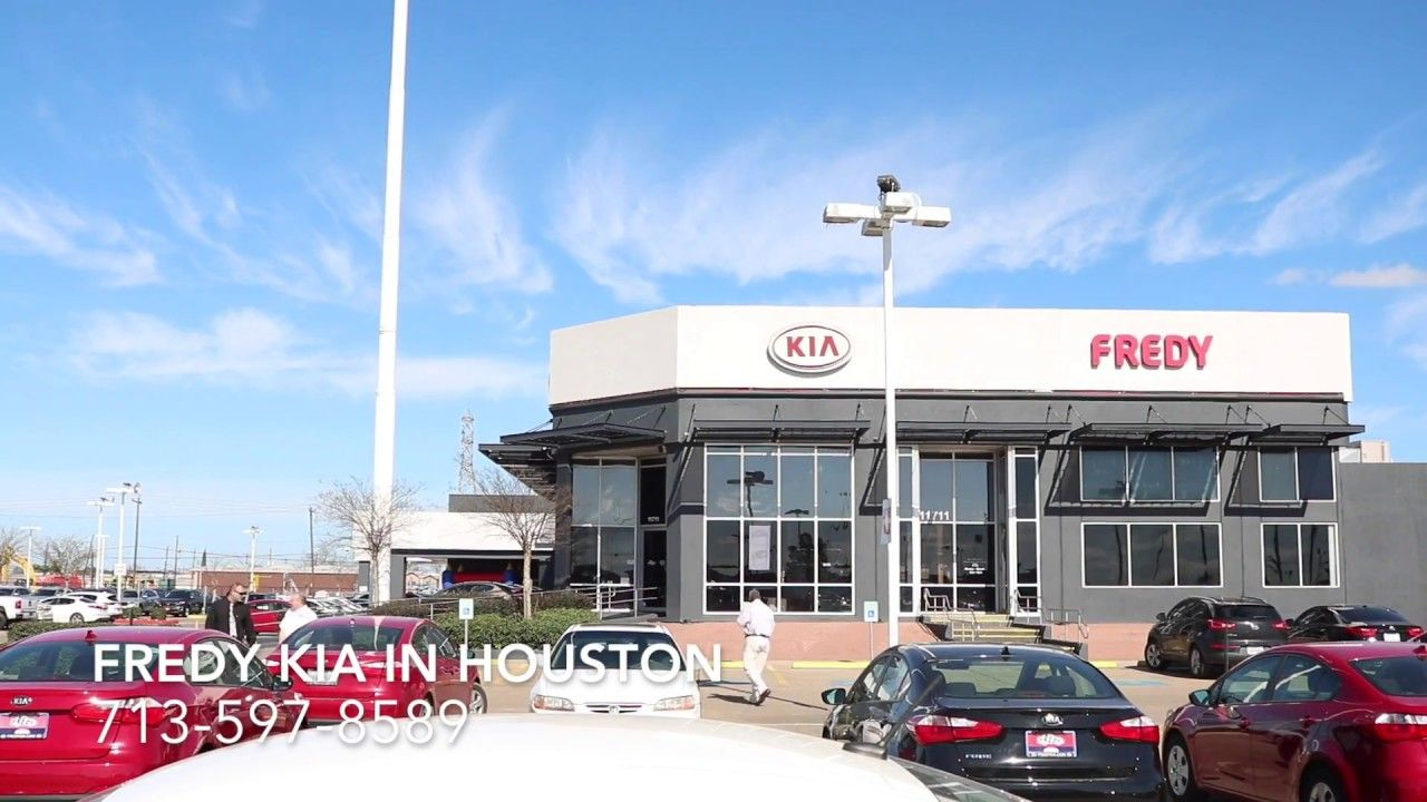 Fredy Kia Houston Dealership (With images) Used trucks