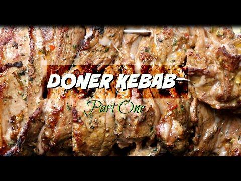 Turkish doner kebab recipe how to make meat mince semolina doner food turkish doner kebab recipe forumfinder Choice Image