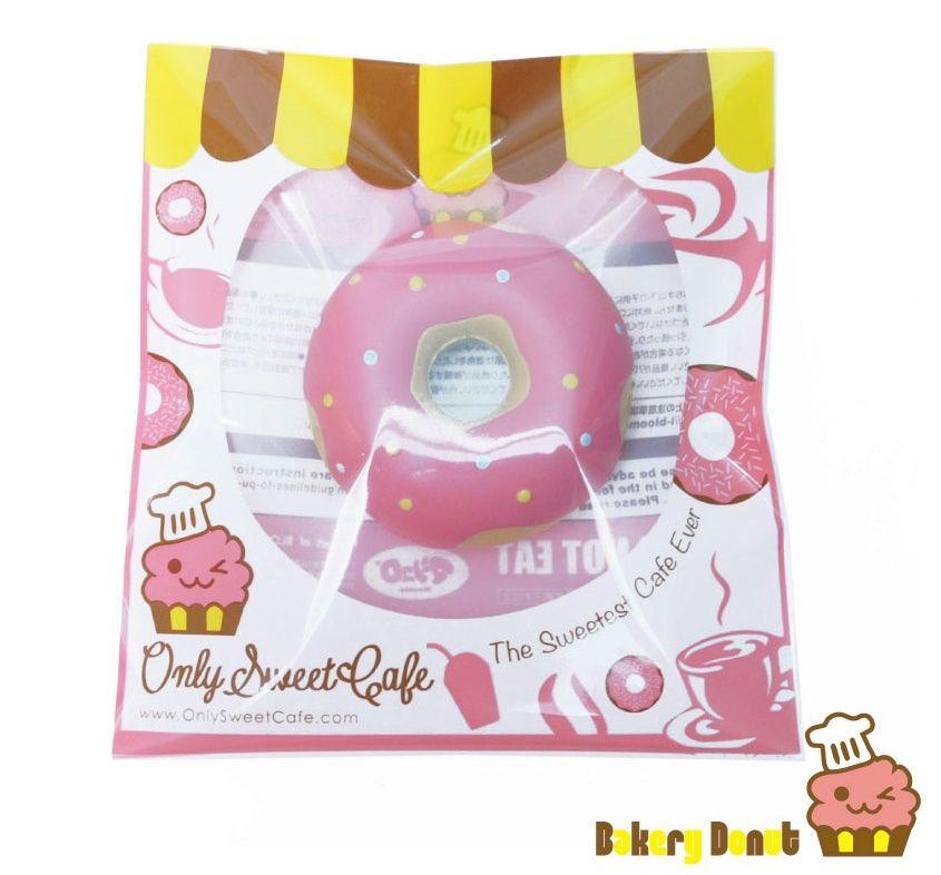 Ibloom Bottled Squishy : sillysquishies.com - iBloom Donut Squishy,   USD16.99 (http://www.sillysquishies.com/ibloom-donut ...