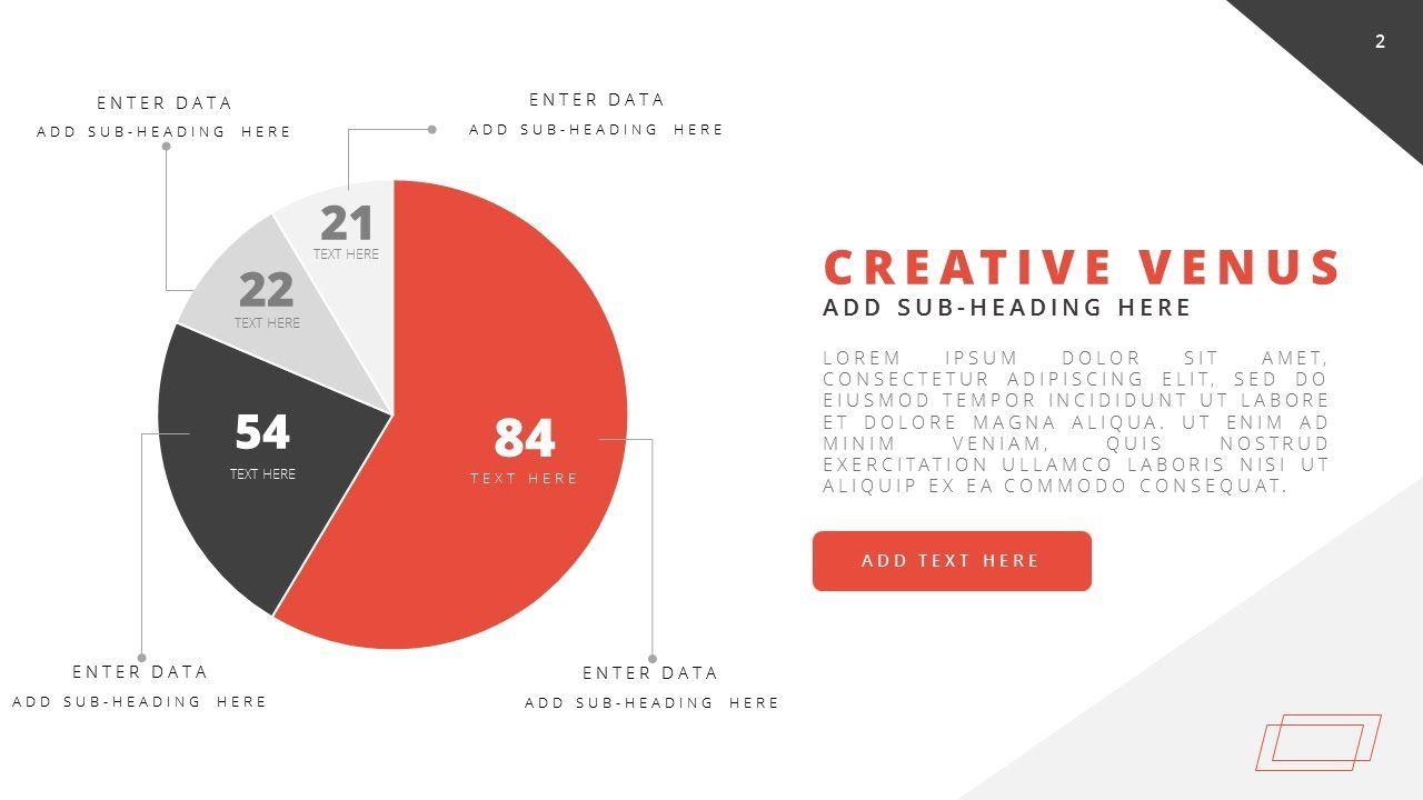 Inspiring Pie Chart Design That Connects With Your Audience