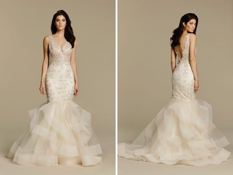 Fresh  Best Trumpet Wedding Dresses for Our Curvy Bride