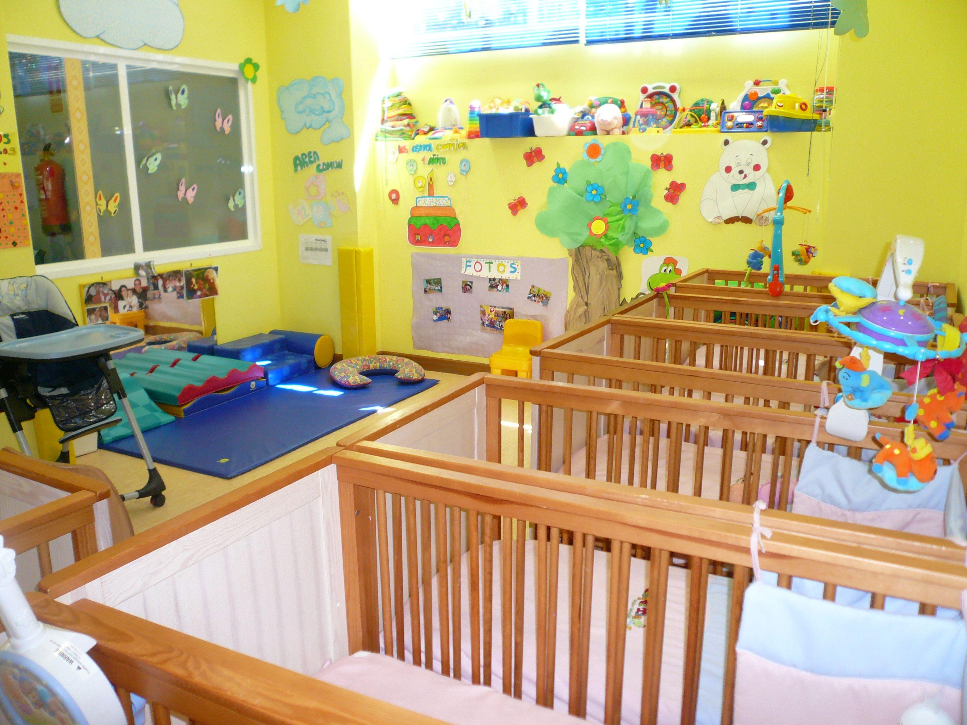 Resultado de imagen de aulas centros infantiles escuela for Escuela de decoracion