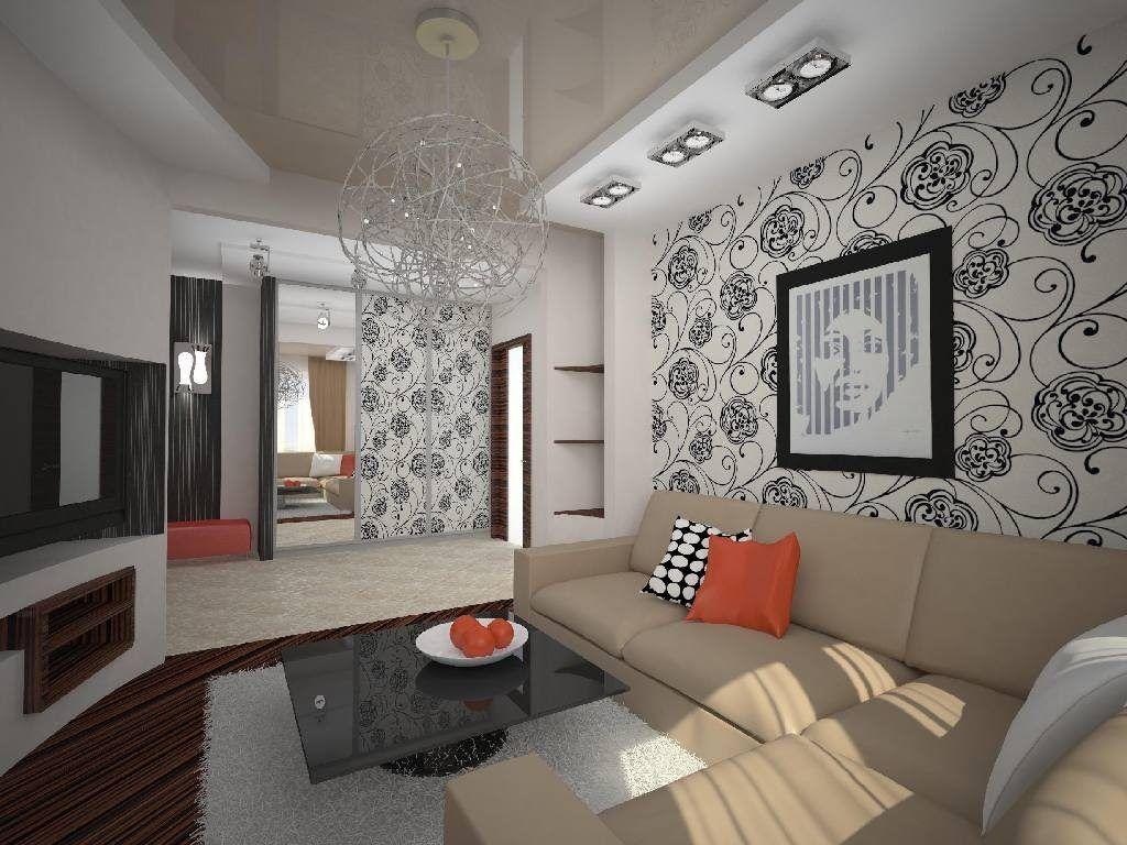Living Wallpaper Designs India Designs India Living