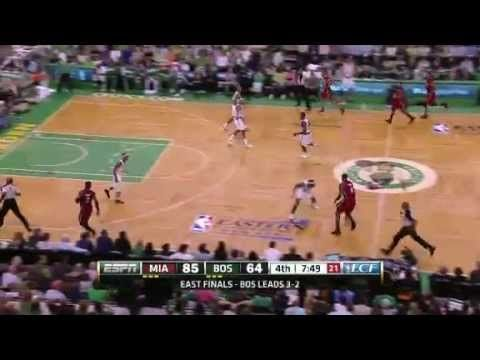 Nba Circle Game 6 Heat Vs Celtics Playoffs Eastern Finals Highlights 7 June 2012 Www Nbacircle Com Boston Celtics Miami Heat Circle Game