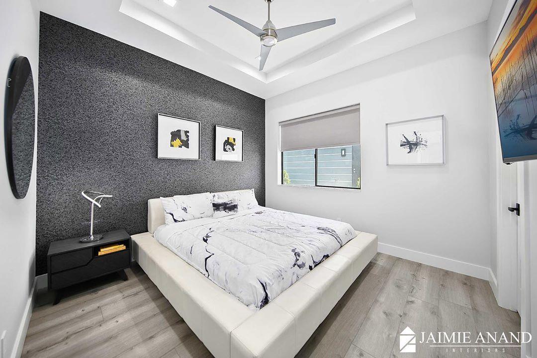 Jaimie Anand Interiors On Instagram Modern Minimalist Bedroom