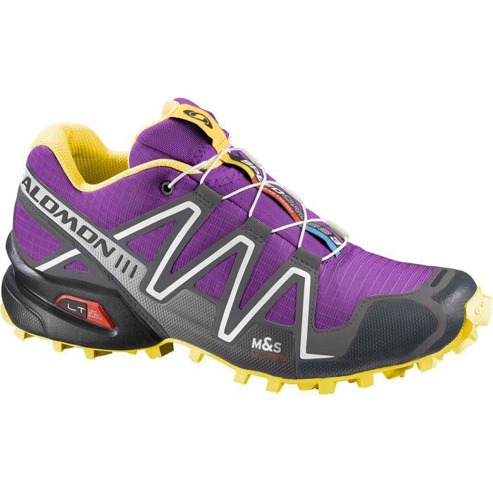 new styles 71ee1 dd276 ... Salomon Speedcross 3 Shoe (Womens) - Trail Running Shoes -  puuuuurrrrrpppppllllleeeee ...
