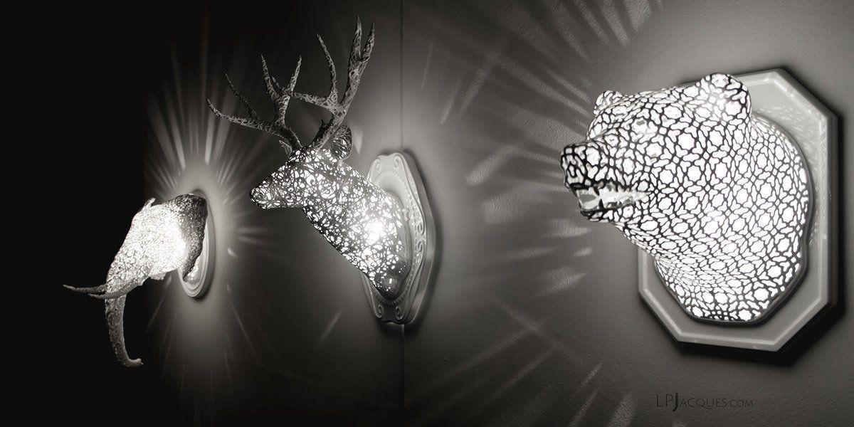 3d Gedruckte Lampen Omg Sind Sie Schick Dekomilch 3d Drucker Vorlagen 3d Drucker 3d Drucker Projekte