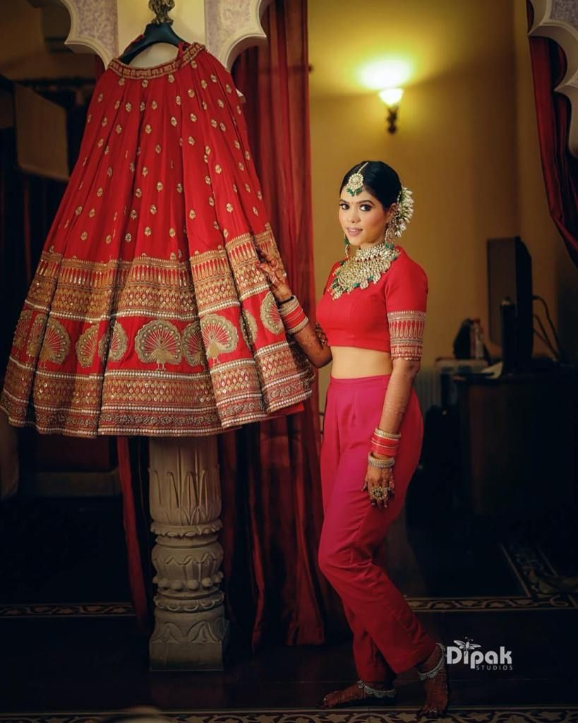 The Real Anushka Sharma & Deepika Padukone Lehenga Cost ...