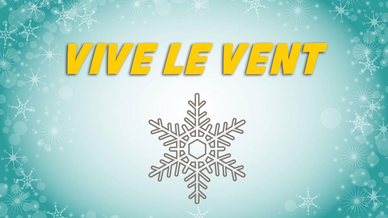 Vive le vent (Jingle Bells) | Chansons de Noël en français (karaoke ...