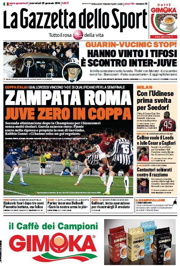La Gazzetta dello Sport (220114) Italian True PDF 36