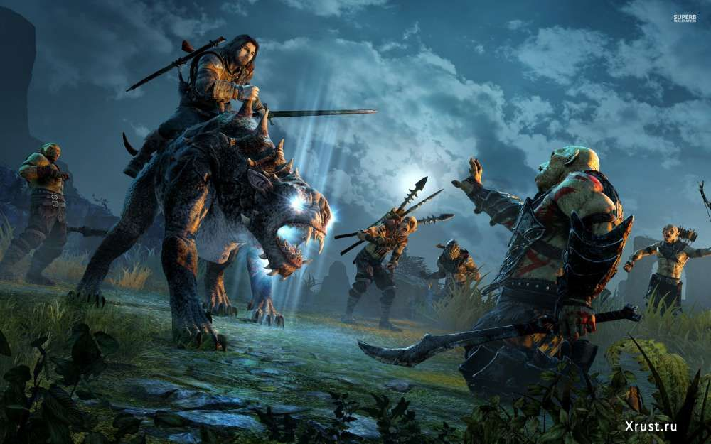 Middle Earth Shadow Of Mordor Shadow Of Mordor Pinterest