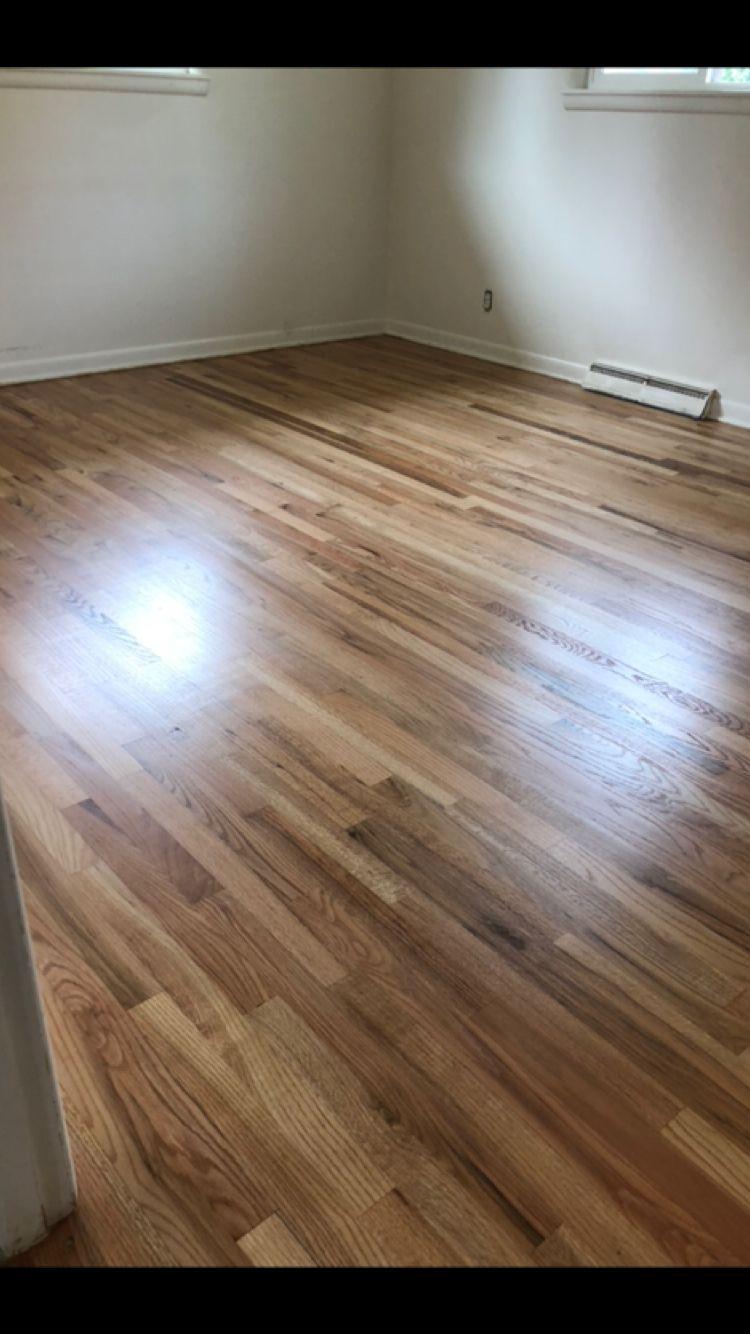 Hardwood Floor Refinish Water Based