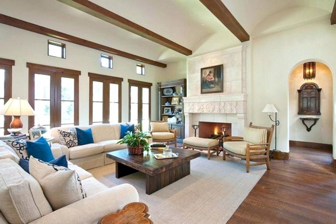 10 Most Charming Mediterranean Living Room Decoration Ideas That