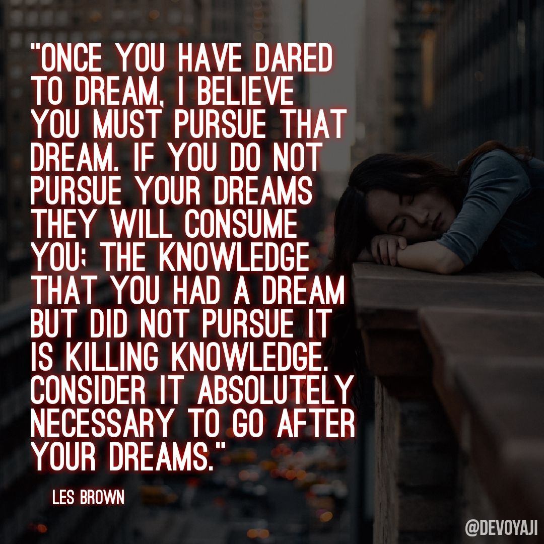 Here S Something For Your Future Self Read This Statement By Les Brown Lesbrown Thereisgreatnesswithinyou Q Les Brown Quotes Quote Of The Week Les Brown