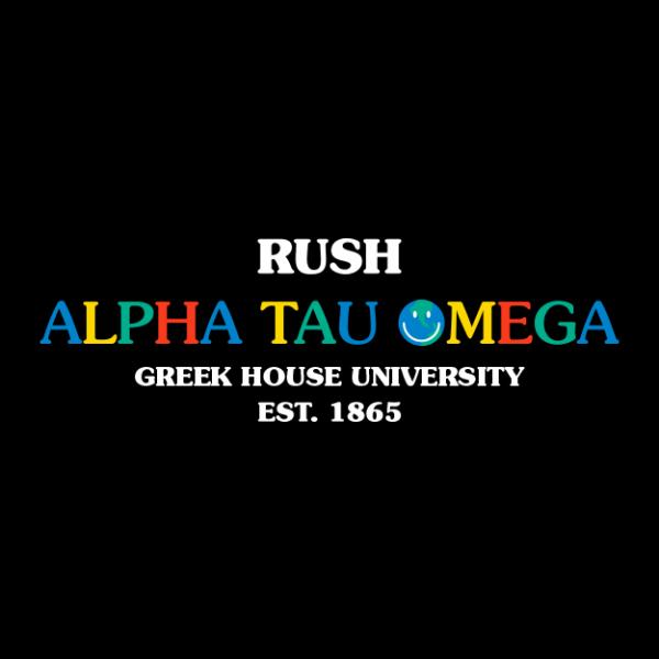 ATO Rush Shirt   Greek House   Greek Apparel   Sorority