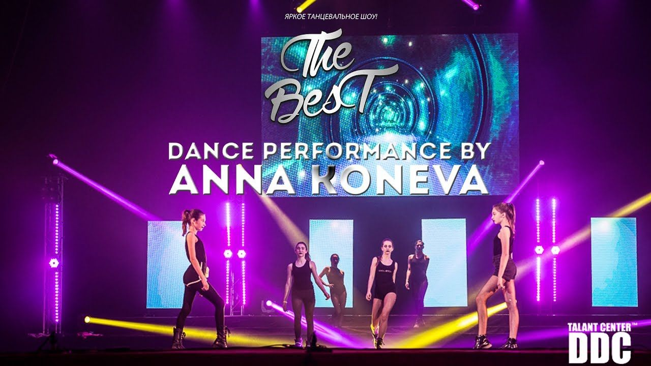 "Dance Show ""The Best"" / Dance Performance by ANNA KONEVA 