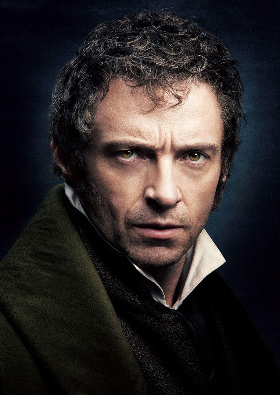 Hugh Jackman as Jean Valjean from Les Miserable