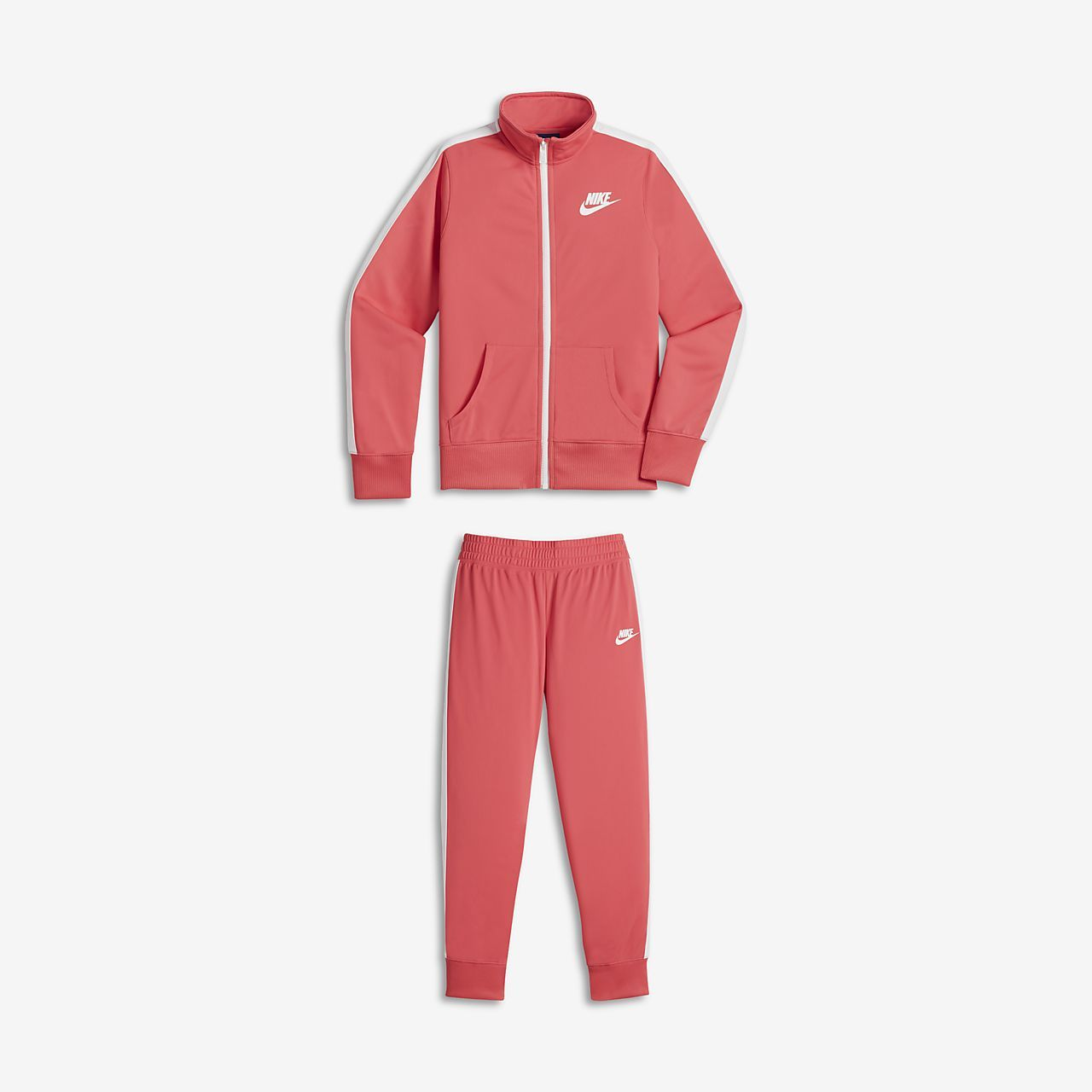 Nike Sportswear Warm-Up Big Kids  (Girls ) Track Suit  857a3c296
