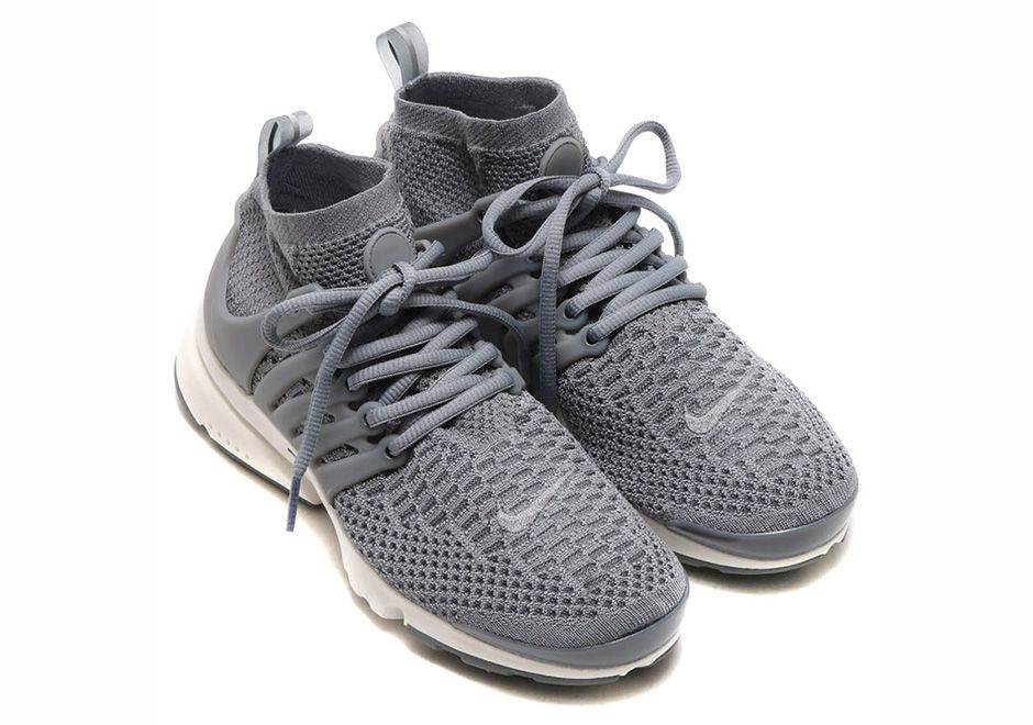 "http://SneakersCartel.com Nike Air Presto Flyknit ""Cool Grey"" #"