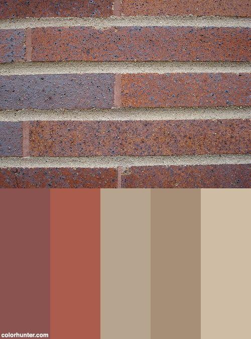 Color Scheme Robie House 5757 S Woodlawn Ave