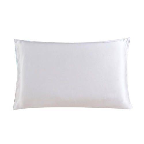 Unique Bargains 100 Pure Mulberry Charmeuse Silk Pillowcase Pillow Case Cover For Hair Skin Beauty 19 Momme Queen Silk Pillowcase Mulberry Silk Silk Pillow