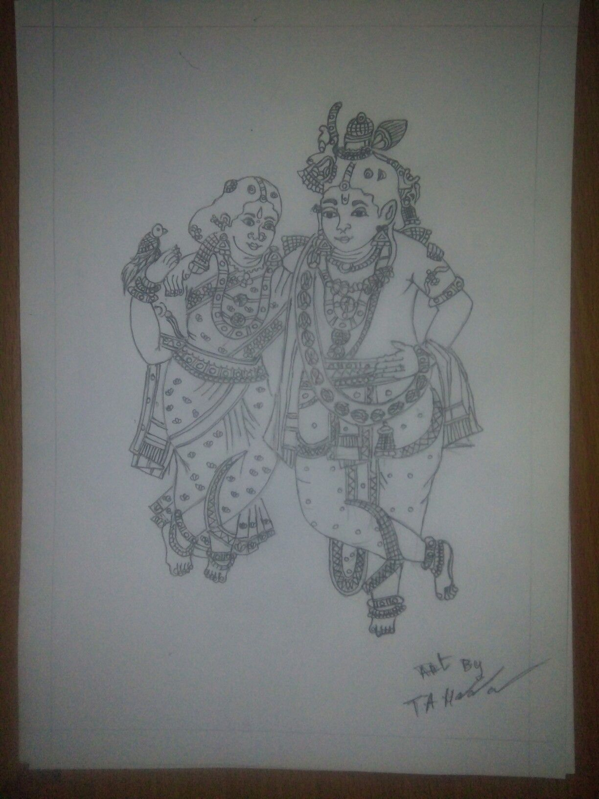 Radhe krish