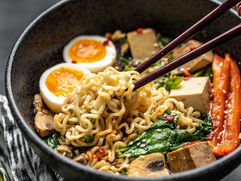 6 Ways To Upgrade Instant Ramen Make It A Meal Budget Bytes Recipe Ramen Noodle Recipes Healthy Soup Recipes Ramen Noodle Recipes Easy