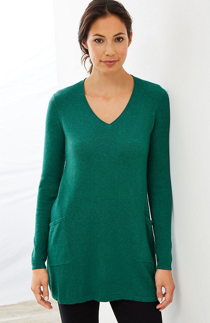 Pure Jill ultrasoft tunic sweater (With images) Clothes