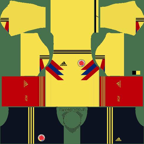 Equipo de carretera colombia 2018