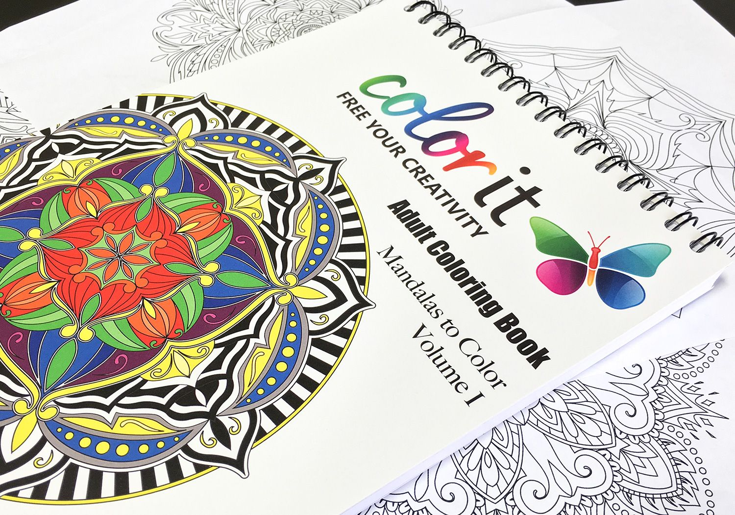 Congratulations To Dina Lindquist From Michigan She Will Soon Be Receiving Her Set Of 3 Coloring Books Coloring Books Mandala Coloring Books Mandala Coloring