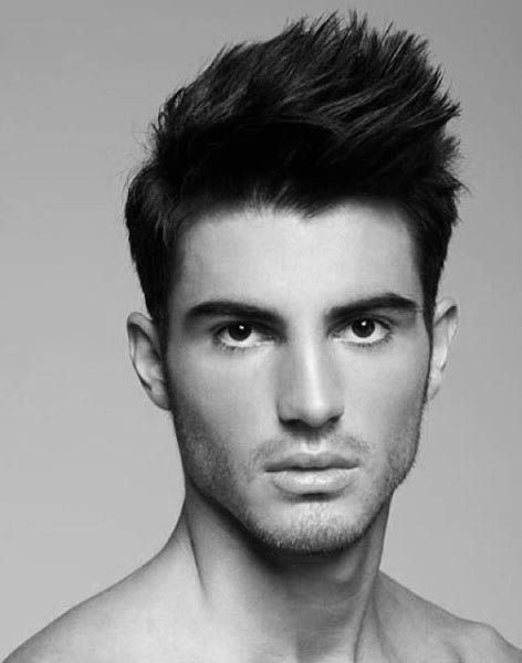 Hairstyles For Thick Hair Men Endearing 75 Men's Medium Hairstyles For Thick Hair  Manly Cut Ideas