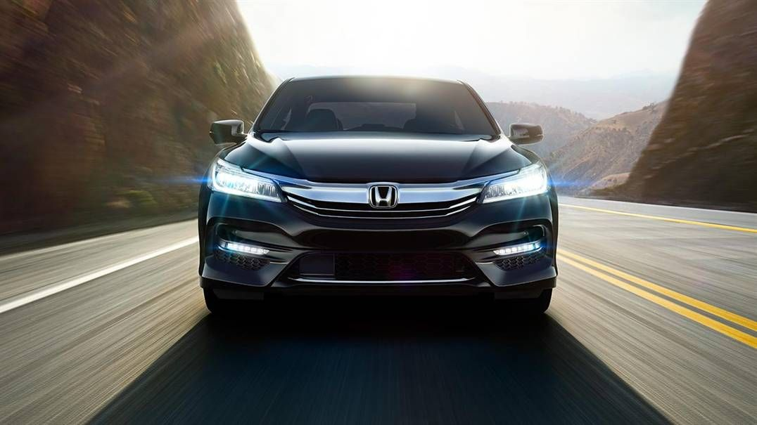 2016 Honda Accord at David McDavid Honda of Irving, Texas